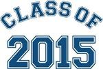 Blue Class Of 2015