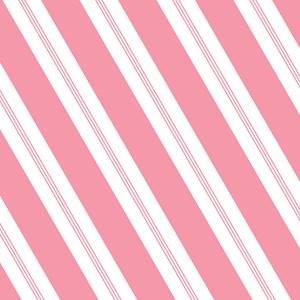 Pink Candy Stripe Large