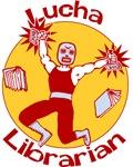 Lucha Librarian