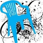 Plastic Chair Graphic Tees