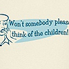 think of the children t-shirts