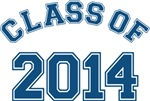 Blue Class of 2013 T-shirts