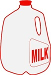 Milk Jug T-shirts