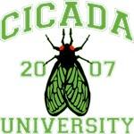 Cicada University 2007 T-shirts