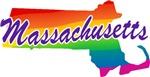 Rainbow US States
