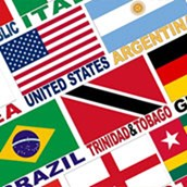 Places, Nationalities, World Flag T-shirts
