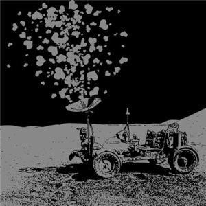 Lunar Rover Of Love Grey