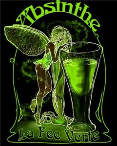 Absinthe Fairy Dark