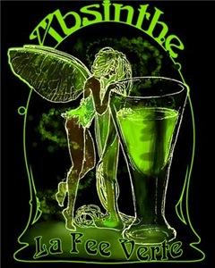 Absinthe Fairy Dark