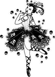 Gothic Ballerina