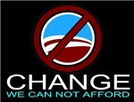Change We Can't Afford