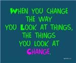 AA When You Change