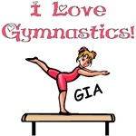 I Love Gymnastics (Gia)