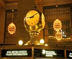 Grand Central Station: Clock
