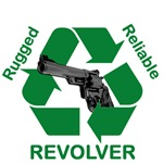 Rugged Reliable Revolver