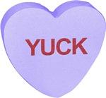Blue Conversational YUCK