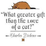 Dickens - Love of a Cat