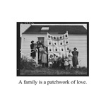 Family - Quilt of Love