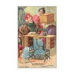 Vintage Sewing Machine Ad