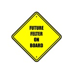 Baby On Board - Future Felter