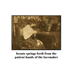 Beauty - the Lacemaker