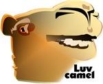 LUV CAMEL a TIKI TOON