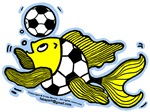 Football Fish Soccer