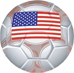 USA Football T-Shirts
