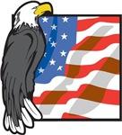 USA Eagle T-Shirts