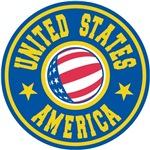 United States America T-Shirts