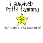 I survived potty training