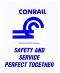Conrail Safety & Service Perfect Together