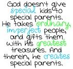 Special Parents Boy