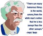 Twain: Anti-Racist