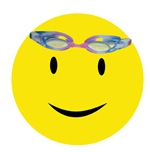 Swimmer Smiley