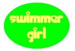 Swimmer Girl