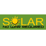 Solar - No War Required
