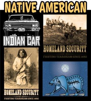 NATIVE AMERICAN-AMERICAN INDIAN
