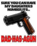 Daddy's lil girl