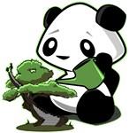 Panda Bonsai
