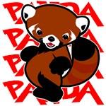 Red panda panda panda