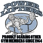 POWERLIFTERS SCARE ME