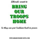 Libs - Troops Home #1