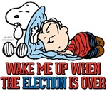 Snoopy - Wake Me Up