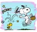 The Easter Beagle