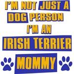 Irish Terrier Mommy