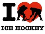 I love Ice Hockey