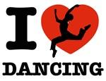 I love Dancing