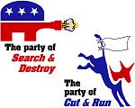 Search & Destroy - Cut & Run