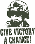 Give Victory A Chance!